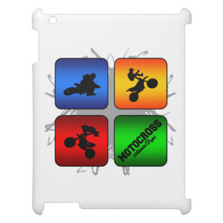 Amazing Motocross Urban Style Cover For The iPad 2 3 4