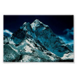 Amazing Mountain Peaks Print