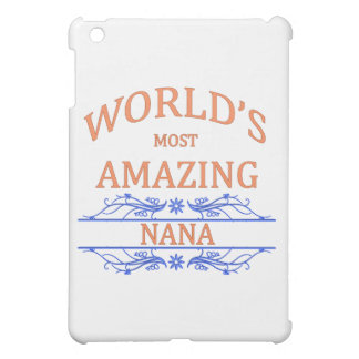 Amazing Nana iPad Mini Cases