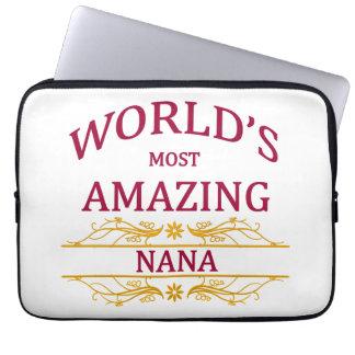 Amazing Nana Laptop Sleeve