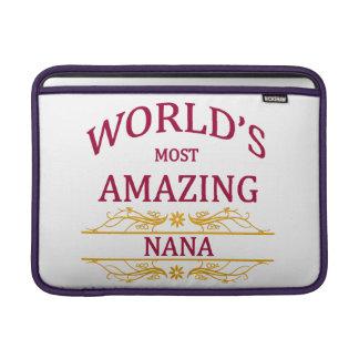 Amazing Nana MacBook Sleeve