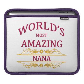 Amazing Nana Sleeve For iPads
