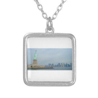 Amazing New York City Personalized Necklace