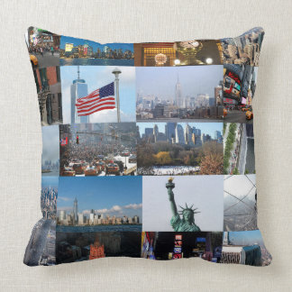 Amazing! New York City - Pro photos Pillows