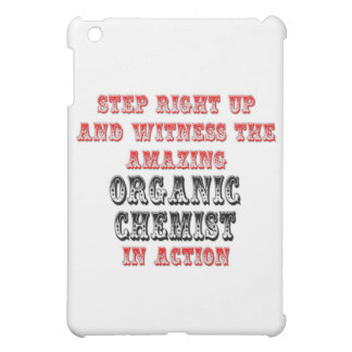 Amazing Organic Chemist In Action iPad Mini Covers