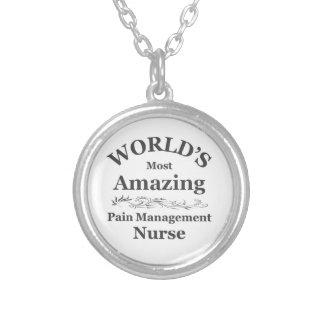 Amazing Pain Management Nurse Necklace