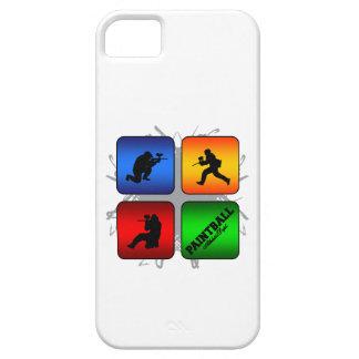 Amazing Paintball Urban Style iPhone SE/5/5s Case