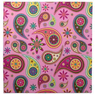 Amazing Paisley Cloth Napkins