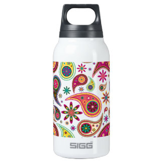 Amazing Paisley SIGG Thermo 0.3L Insulated Bottle