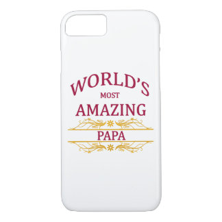 Amazing Papa iPhone 8/7 Case