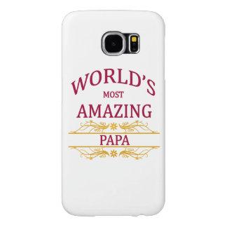 Amazing Papa Samsung Galaxy S6 Case