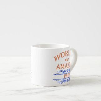 Amazing Papa 6 Oz Ceramic Espresso Cup