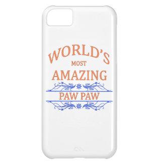 Amazing Paw Paw iPhone 5C Case