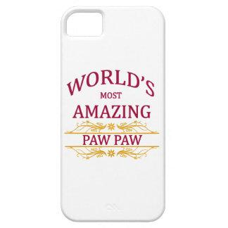 Amazing Paw Paw iPhone SE/5/5s Case