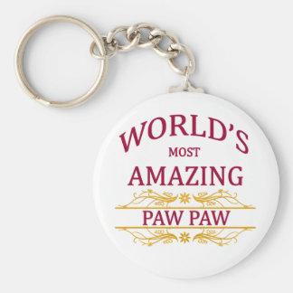Amazing Paw Paw Keychain