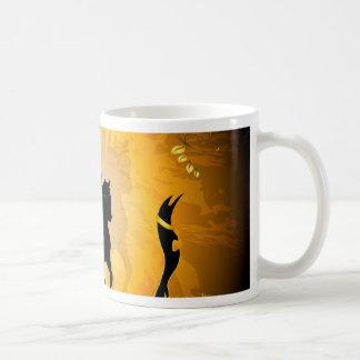 Amazing pegasus classic white coffee mug