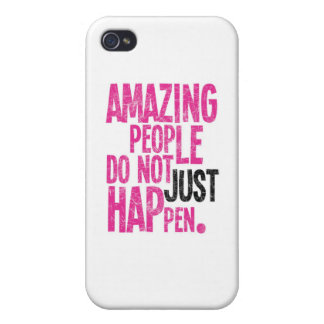 Amazing People Covers For iPhone 4