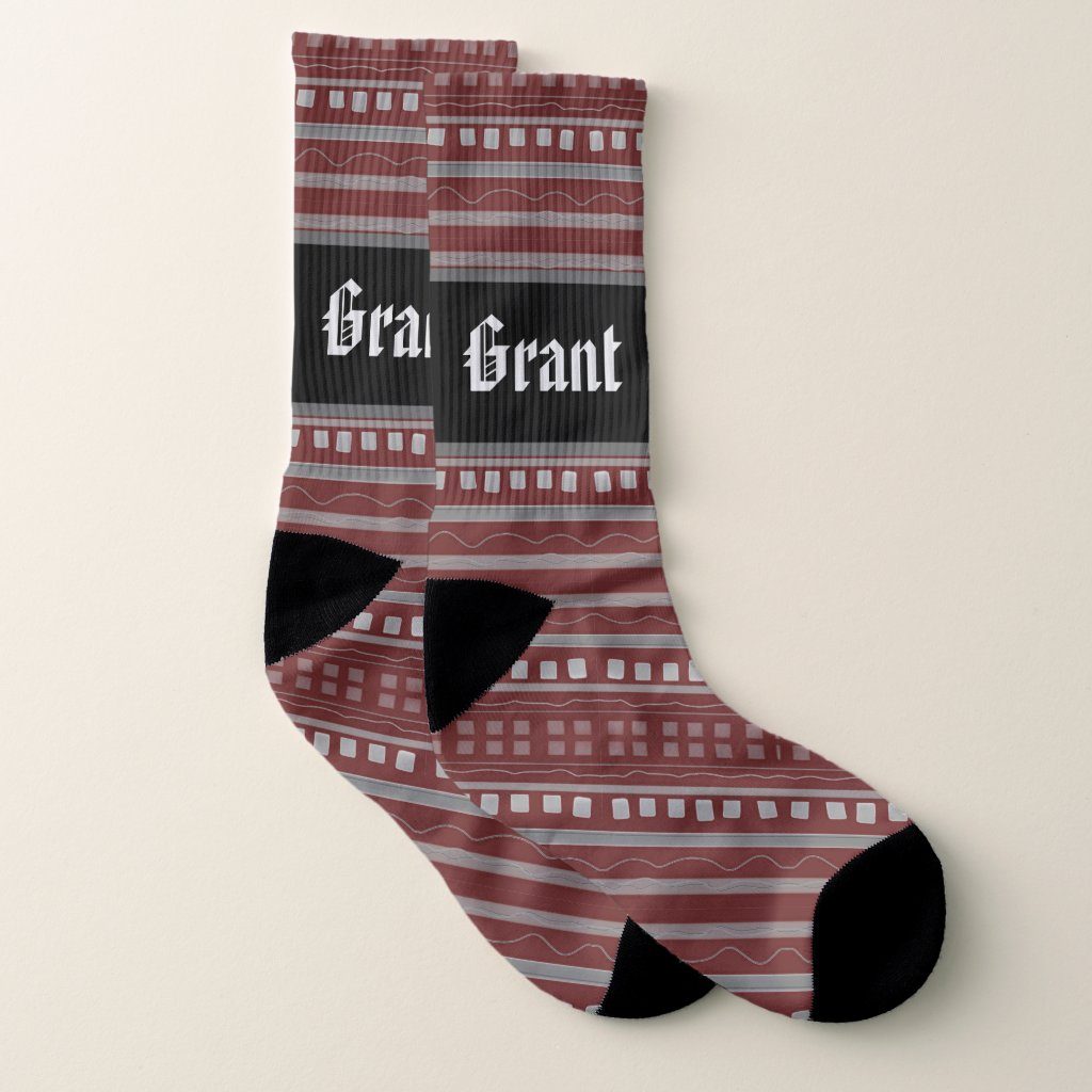 Amazing Personalized Socks For Him