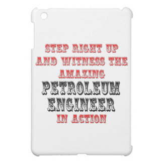 Amazing Petroleum Engineer In Action Cover For The iPad Mini