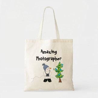 Amazing Photographer Tote Bag