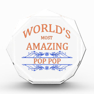 Amazing Pop Pop Award