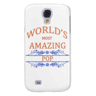 Amazing Pop Samsung S4 Case