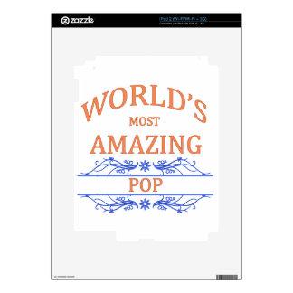 Amazing Pop Skins For iPad 2