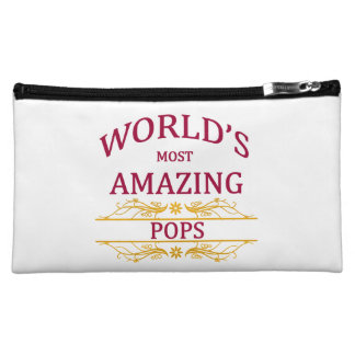 Amazing Pops Cosmetic Bags