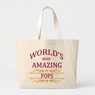 Amazing Pops Jumbo Tote Bag