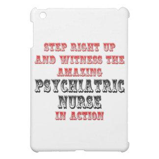 Amazing Psychiatric Nurse In Action iPad Mini Covers