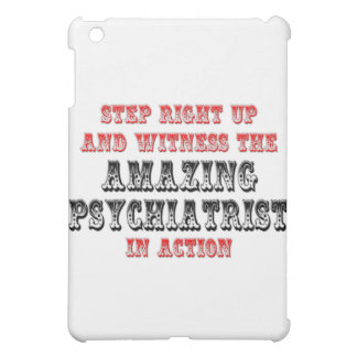 Amazing Psychiatrist In Action iPad Mini Covers
