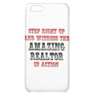 Amazing Realtor In Action Case For iPhone 5C