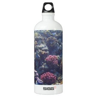 amazing red sea aluminum water bottle
