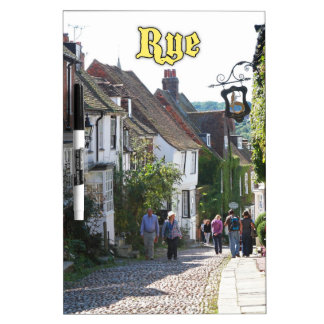Amazing! Rye England Dry Erase Boards