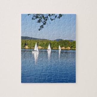 amazing sailing boats puzzle