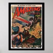 Amazing Science Fiction Stories 1950_Pulp Art