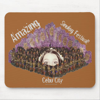 Amazing Sinulog Dance Festival - Cebu City Mouse Pad