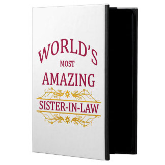 Amazing Sister-In-Law Powis iPad Air 2 Case