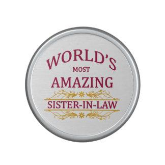 Amazing Sister-In-Law Speaker