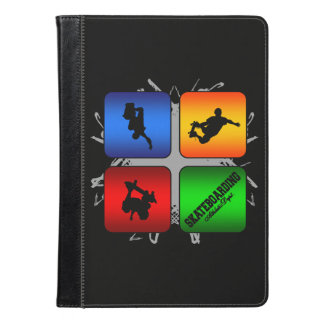 Amazing Skateboarding Urban Style iPad Air Case