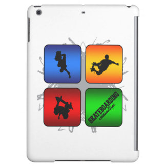 Amazing Skateboarding Urban Style iPad Air Cover