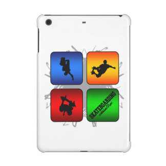 Amazing Skateboarding Urban Style iPad Mini Covers