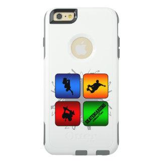 Amazing Skateboarding Urban Style OtterBox iPhone 6/6s Plus Case