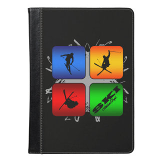 Amazing Ski Urban Style iPad Air Case