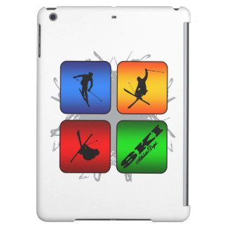 Amazing Ski Urban Style iPad Air Cases