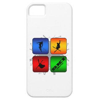 Amazing Ski Urban Style iPhone SE/5/5s Case