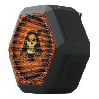 Amazing skull black bluetooth speaker