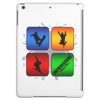 Amazing Snowboarding Urban Style iPad Air Covers