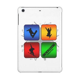 Amazing Snowboarding Urban Style iPad Mini Cases