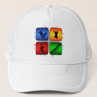 Amazing Snowboarding Urban Style Trucker Hat